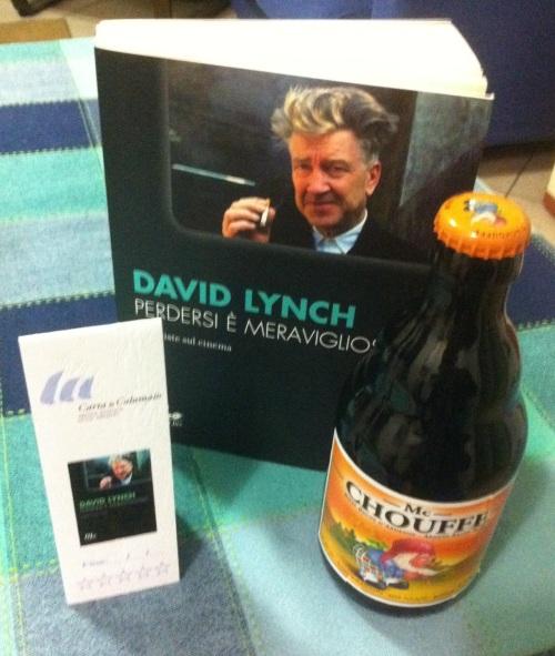 David Lynch - Perdersi è meraviglioso & Mc Chouffe
